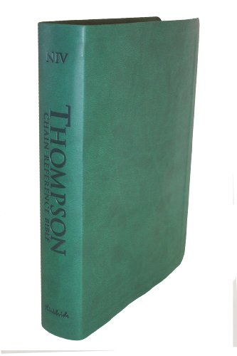 9780887076121: Thompson Chain Reference Bible (Style 807hunter) - Regular Size NIV - Deluxe Kirvella