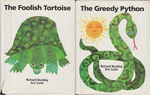 9780887080395: The Greedy Python, The Foolish Tortoise