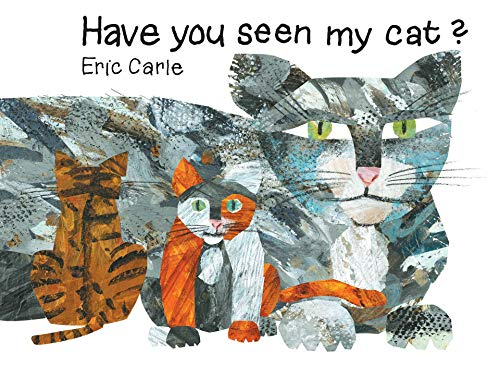 9780887080548: Have You Seen My Cat? (The World of Eric Carle)