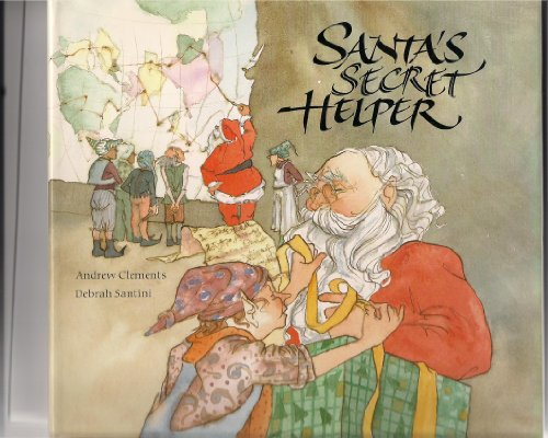 Santa's Secret Helper (9780887081361) by Andrew Clements