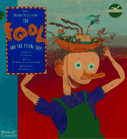 9780887082290: The Fool and the Flying Ship (We All Have Tales)