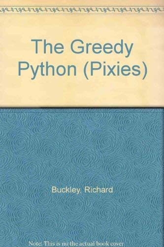 9780887082689: The Greedy Python