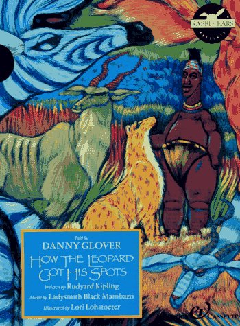 9780887083013: How the Leopard Got His Spots (Rabbit Ears Storybook Classics)