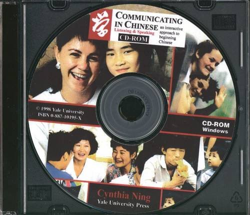 9780887101953: Communicating in Chinese: Listening & Speaking (Communicating in Chinese Series; An Internactive Approach to Beginning Chinese)