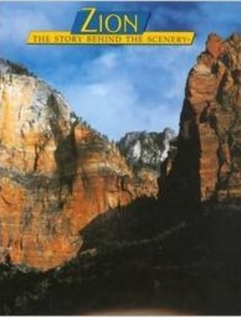 9780887140297: Zion: The Story Behind the Scenery