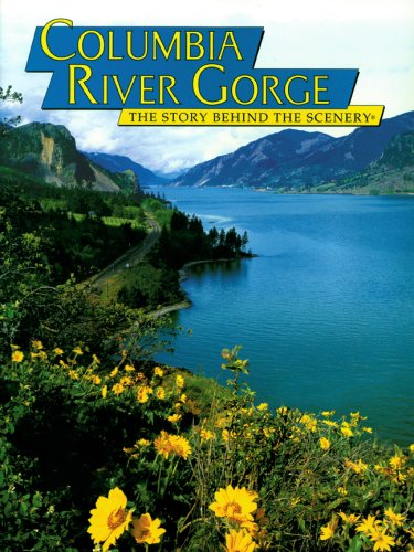 9780887140914: Columbia River Gorge: The Story Behind the Scenery