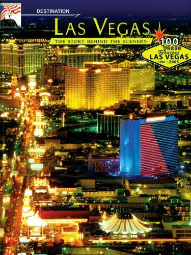 9780887142208: Destination Las Vegas: The Story Behind the Scenery