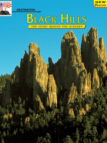9780887142215: Destination - Black Hills: The Story Behind the Scenery