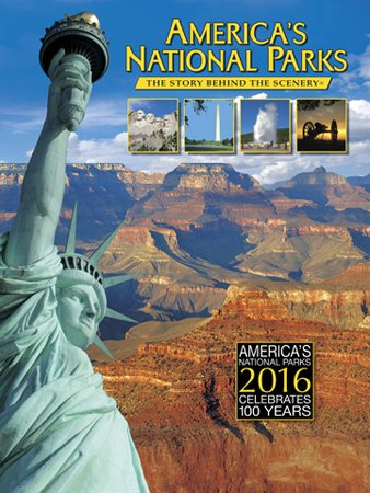 9780887142864: America's National Parks – The Story Behind the Scenery. Centennial Edition.