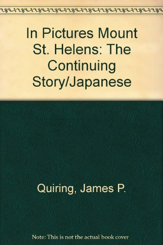 9780887147456: in pictures Mount St. Helens: The Continuing Story