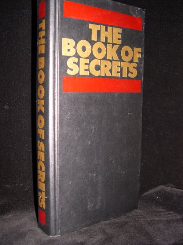9780887230035: The Book of Secrets