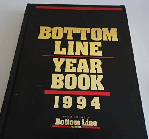 Bottom Line Year Book 1994