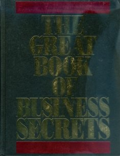 9780887230752: The Great Book of Business Secrets