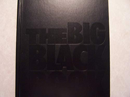 9780887230837: The Big Black Book.