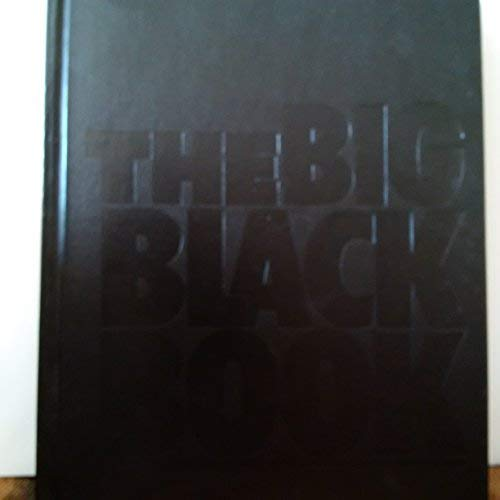 9780887230851: The Big Black Book
