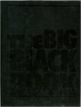 9780887231315: The Big Black Book