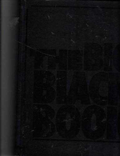 9780887231902: The Big Black Book (Revised Edition)