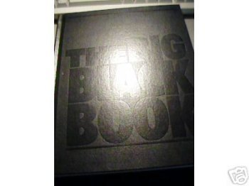 9780887232572: The Big Black Book