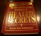The World's Greatest Treasury of Health Secrets: the editors of
