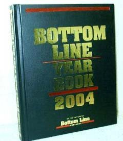 9780887232909: Bottom Line Yearbook 2004