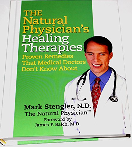 9780887233081: The Natural Physician's Healing Therapies