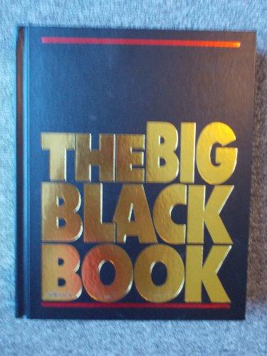 9780887233173: The Big Black Book