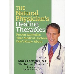 9780887233180: The Natural Physician's Healing Therapies