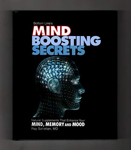 9780887233494: Bottom Line's Mind Boosting Secrets: Natural Supplements That Enhance Your Mind