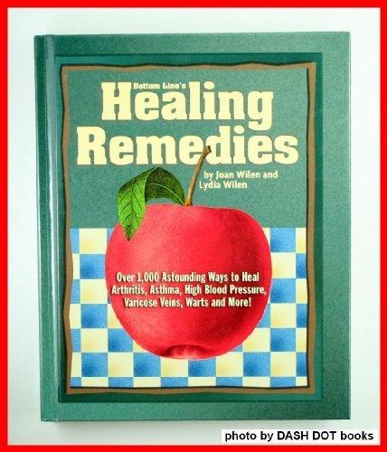 9780887233692: Bottom Line's Healing Remedies