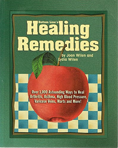 9780887234385: Bottom Line's Healing Remedies