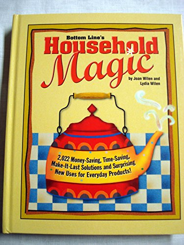 9780887234415: Bottom Line's Household Magic