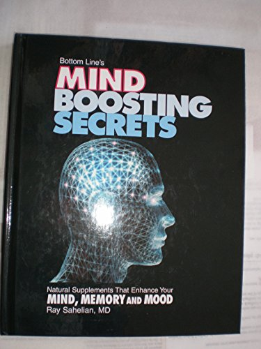 9780887234446: Bottom Line's Mind Boosting Secrets: Natural Supplements That Enhance Your Mind,