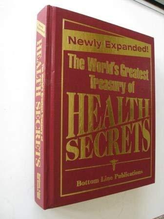 9780887234699: The World's Greatest Treasury of Health Secrets