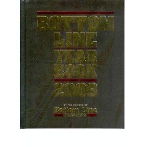 9780887234798: BOTTOM LINE YEAR BOOK 2008