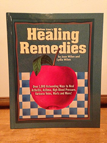9780887234903: Bottom Line's Healing Remedies