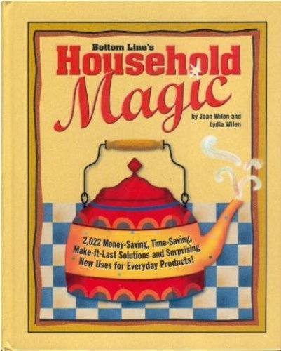 9780887234941: Bottom Line's Household Magic