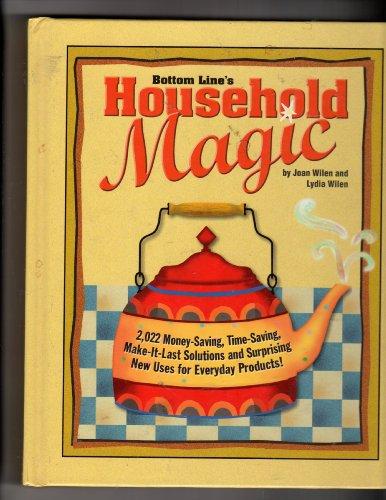 9780887235313: Bottom Line's Household Magic