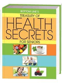 9780887236624: Bottom Line's Treasury of Health Secrets for Seniors