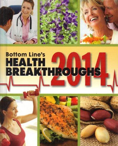 9780887236983: Bottom Line's Health Breakthroughs 2014