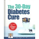 9780887237065: The 30-day Diabetes Cure REVISED & UPDATED