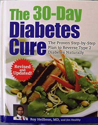 9780887237133: The 30-day Diabetes Cure