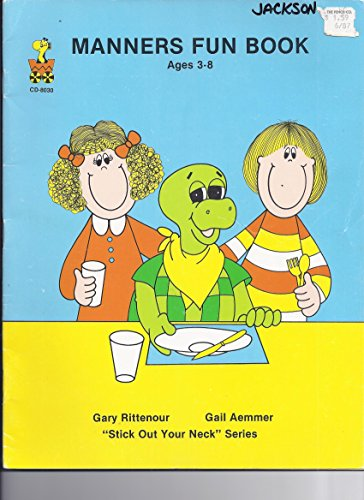 9780887240157: Manners Fun Book