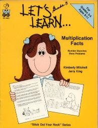 9780887240805: Multiplication Facts (Stick Out Your Neck Series)