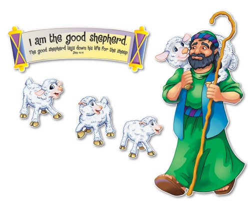 9780887241291: The Good Shepherd Bulletin Board Set