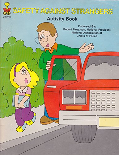 9780887241680: Safety Against Strangers Activity Book,written By Kathi Thaxton (Let`s Learn)