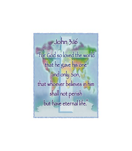9780887242854: John 3:16