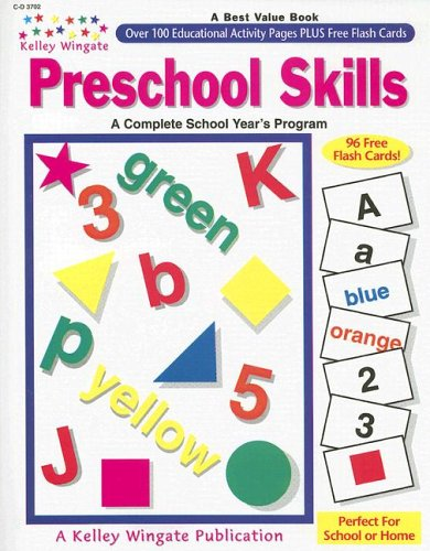 9780887244209: Preschool Skills (Best Value Books)