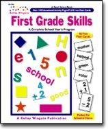 9780887244223: First Grade Skills