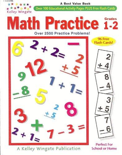 Math Practice: Grades 1-2: Kelley Wingate
