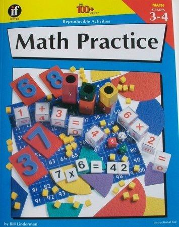 Math Practice Grades 3-4: Wingate, Kelley